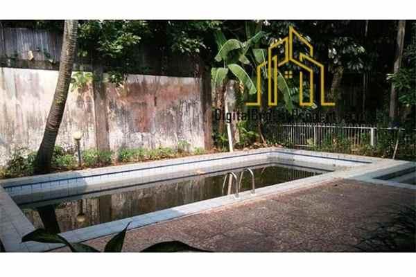Jual Rumah Besar Tanah Luas Di Kemang Jakarta Selatan