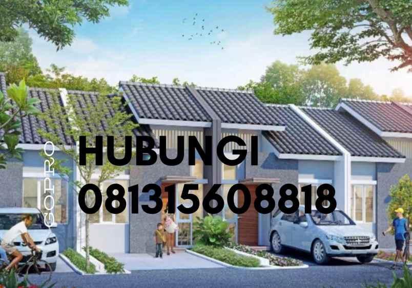 Rumah Cluster Garden Ville Jababeka Siap Huni Dan Harga Murah