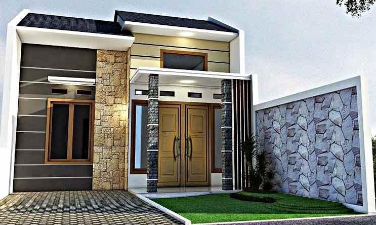 Rumah Baru Harga Klasik Luas Tanah Jumbo Di Griya Puspa Asri