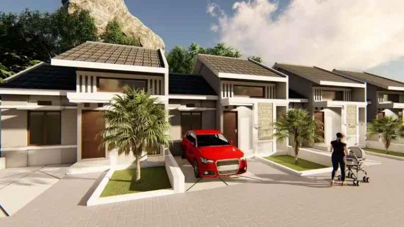 Rumah Murah Selatan Umy Alam Permai Bangunjiwo