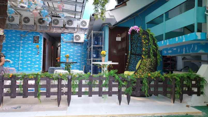 Rumah Kost Aktif Kramat Jati Senen Jakarta Pusat