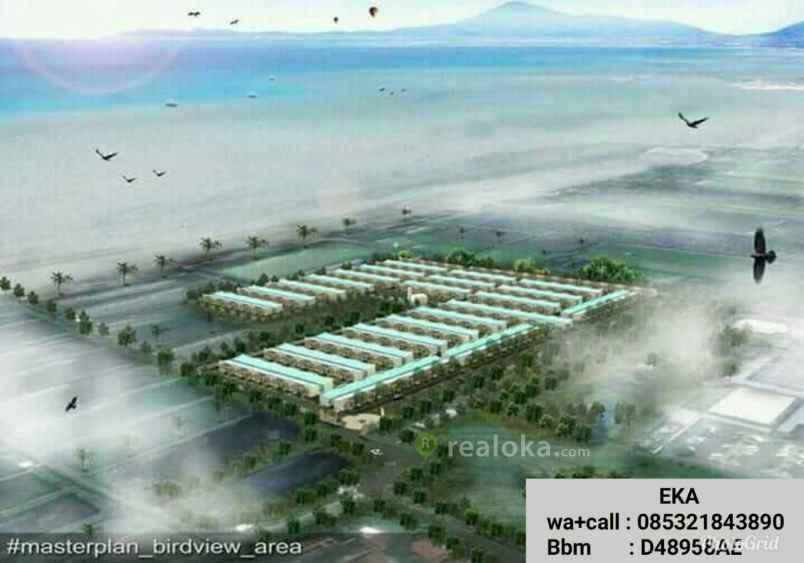 Rumah Subsidi Cirebon Konsep Ubud Bali