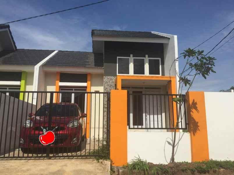 Dijual Rumah Hook Grand Nusa Indah Over Kredit