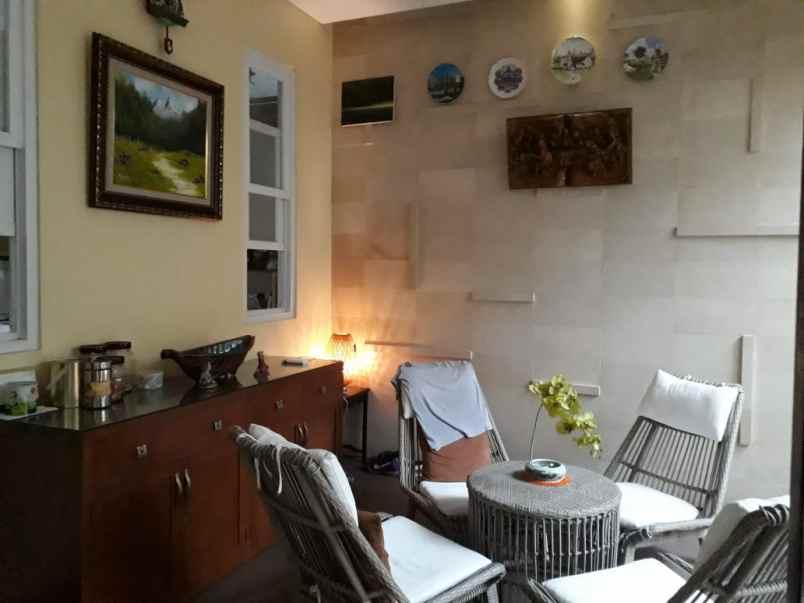 Turun Harga Rumah Mewah Asri The Green Bsd Serpong Like Resort