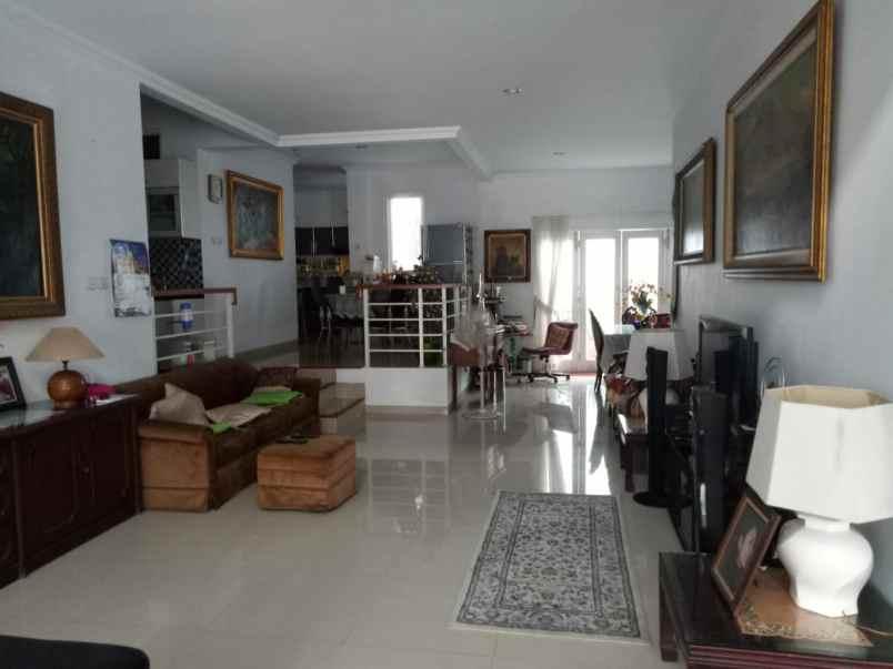 Jual Rumah Dan Pavilliun Baru Nyaman Di Villa Bintaro Indah