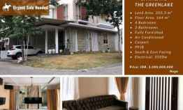 rumah the greenlake citraland