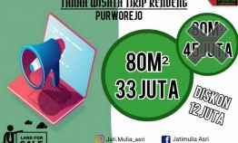 Photo Dijual Tanah di Tirip Rendeng Gebang Purworejo